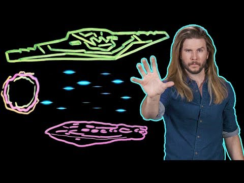 The Physics Behind The Last Jedi's Coolest Scene! (Because Science w/ Kyle Hill)