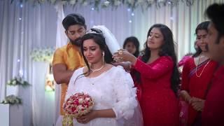 #serial #seetha #flowers #wedding SREERAMAN + DEVIKA  | 2018
