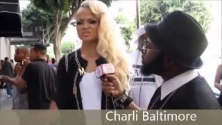Charli Baltimore Talks Rumored Beef With Faith Evans, Lil Kim & New Album