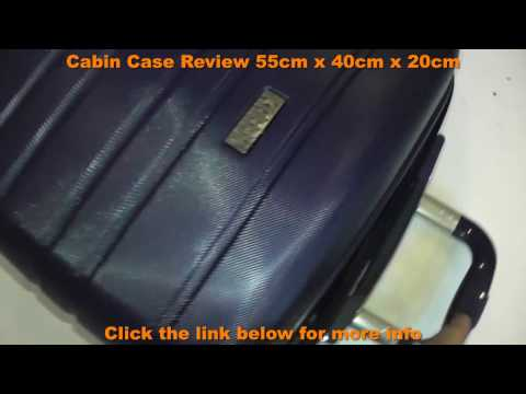 Cabin Case - Cabin Luggage Review