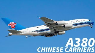 Why Would CHINESE CARRIERS Want The A380?