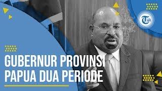 Profil Lukas Enembe - Gubernur Papua