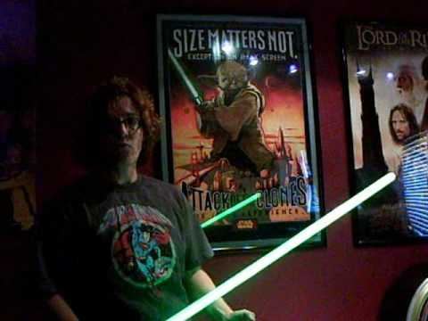 DVD Review Revenge of the Sith with ShannonO'Hara