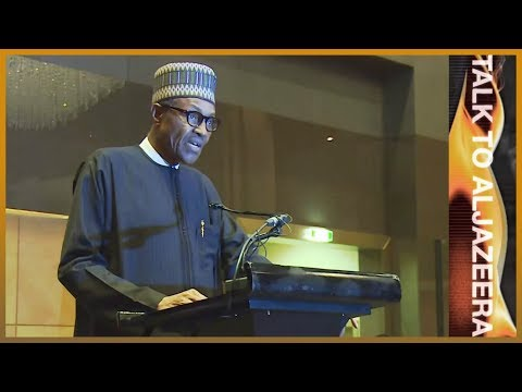 President Muhammadu Buhari Slams IPOB / Biafra Agitations In An Interview With Al Jazeera