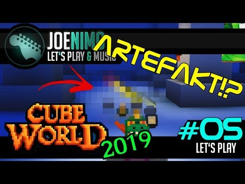 Cube World 2019 #05 | Artefakt?! | Slow motion edice ^^