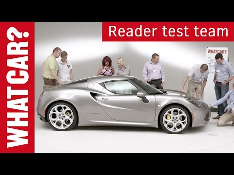 What Car? readers preview the 2013 Alfa 4C