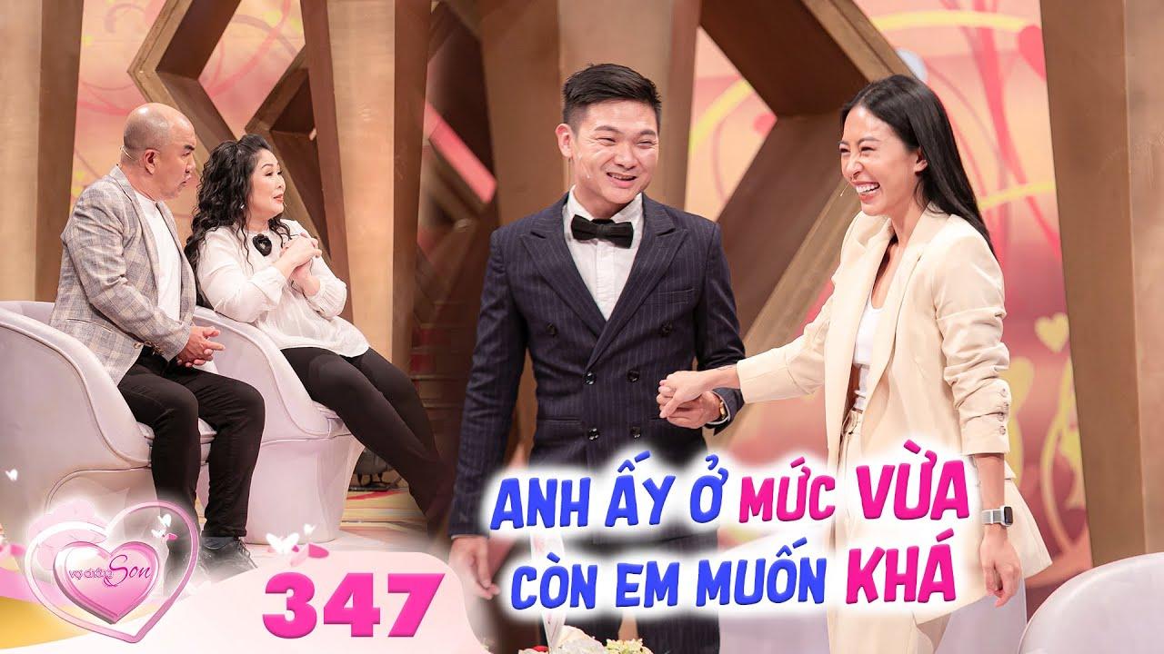 Vợ Chồng Son|Tập 347: Chồng Hana Giang Anh không đủ