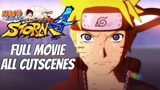 Naruto Shippuden Ultimate Ninja Storm 4 Full Movie