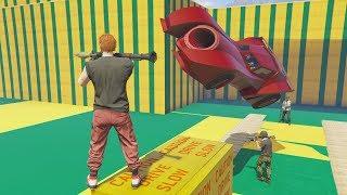 MINIJUEGO! VIGILANTE vs RPG! - GTA 5 ONLINE