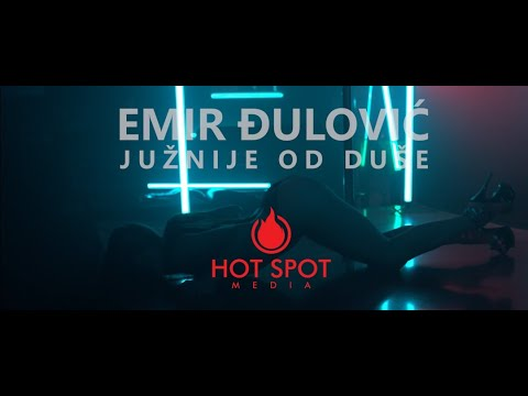 Emir Djulovic Juznije Od Duse Official Video 2020