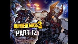 BOSS KILLAVOLT - BORDERLANDS 3 Walkthrough Gameplay Part 12 (Let's Play Commentary)