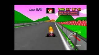 Mario kart 64 - RRy lap - 55'63