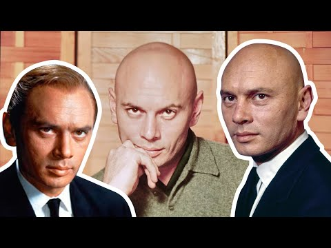 The Shocking Truth Behind Yul Brynner's Baldness