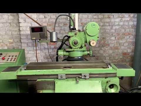 Hydraulic Universal Tool & Cutter Grinder