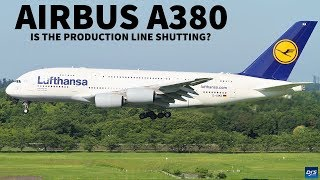 Is The A380 Production Line Shutting?