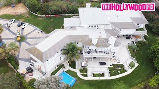 Jake Paul's Team 10 Mansion Is Searched By Authorities For An Unknown Reason In Calabasas, CA 8.5.20