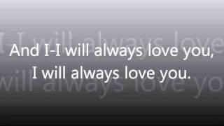 Dolly Parton - I Will Always Love You Lyrics