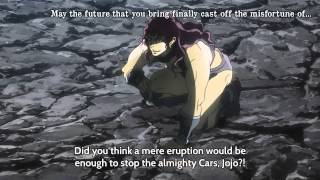 Jojo's Bizarre Adventure - Cars' Banishment