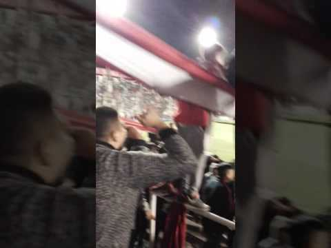 """Hinchada de Instituto vs crucero del norte + gol"" Barra: Los Capangas • Club: Instituto"