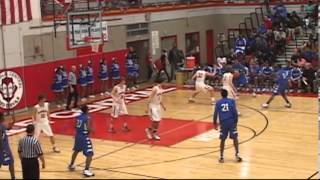 2012-13 Proviso East Pirates vs Hinsdale Central Red Devils