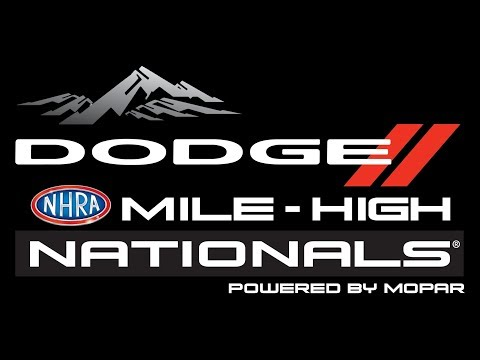 COURTNEY, LEAH PACED LADIES NIGHT AT NHRA MILE HIGH NATS