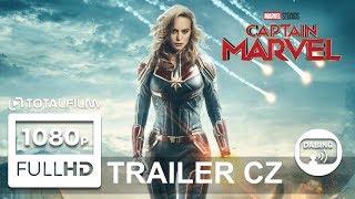 Captain Marvel (2019) CZ dabing HD trailer