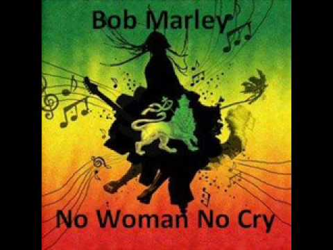 Bob Marley - No Woman No Cry (Studio Version)
