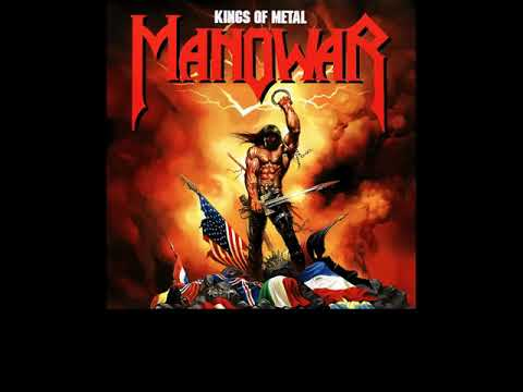 Manowar Blood Of The Kings with Lyrics