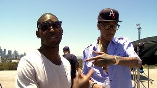 Tinie Tempah - Till I'm Gone (feat. Wiz Khalifa) - Behind The Scenes