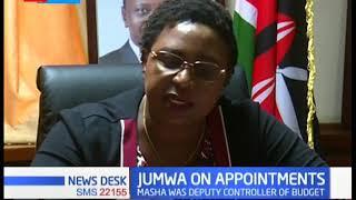 Aisha Jumwa accuse president Kenyatta of sidelining  coast region on state jobs