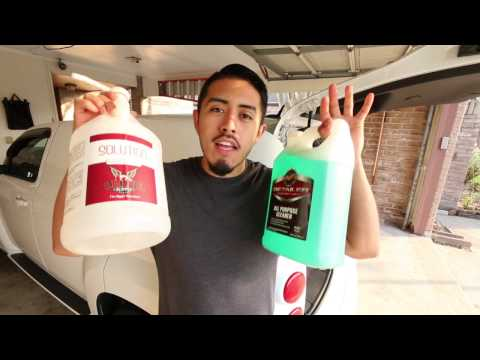 Which is the BEST all purpose cleaner?- car detailing product review