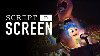 Inside Out Memorable Scenes | Script to Screen by Disney•Pixar