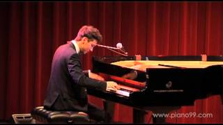 Luca Sestak live in Barcelona - James Weber