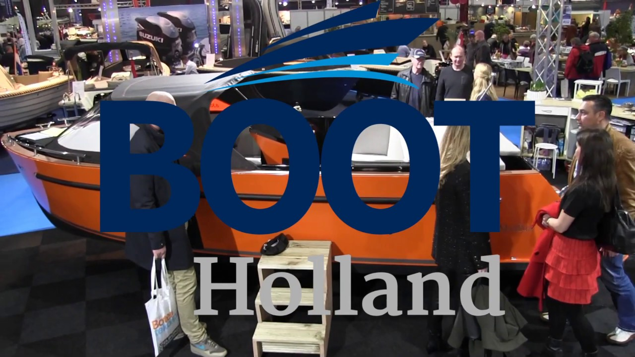BOOT HOLLAND IN VOGELVLUCHT met video