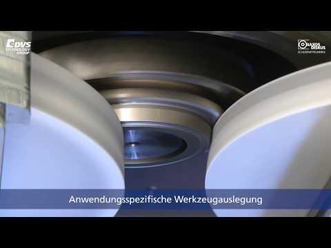NAXOS DISKUS Schleifmittelwerke - Konventionelle Schleifscheiben
