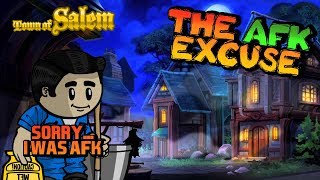 THE AFK EXCUSE | Town Of Salem Ranked Escort