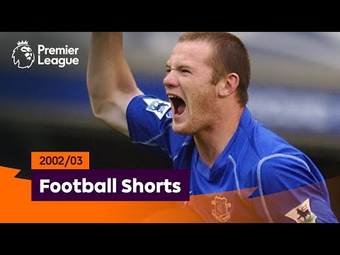 Astonishing Goals | Premier League 2002/03 | van Nistelrooy Rooney Okocha