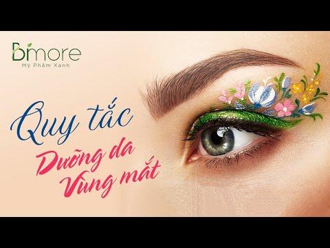 BiMore Radio: Quy tắc dưỡng da vùng mắt
