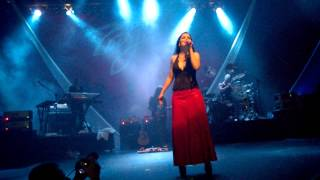 Tarja Turunen - Medusa  - LIVE - São Paulo 13/09/2014