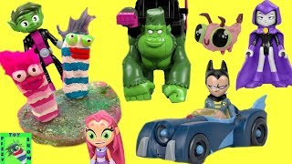 Fizzy and Phoebe Help Find Teen Titans with PJ Masks & My Little Pony