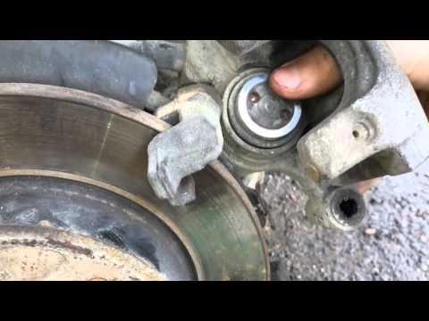 Задние тормозные колодки лязганье Форд Фокус 2
