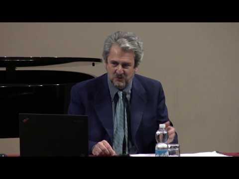 Le tecniche del comporre - Alessandro Solbiati 09.05.2017