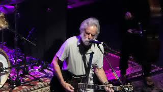 Bob Weir and Wolf Bros  - Saint of Circumstance (Ace Theater, Los Angeles CA 10/18/18)