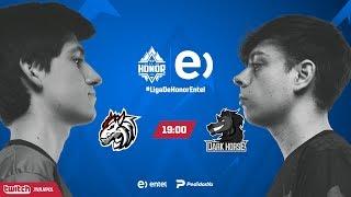 FroztFire Team VS Dark Horse | Jornada 12 | Liga de Honor Entel