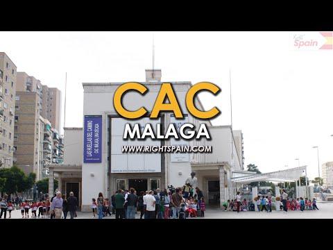 CAC Málaga - Centro de Arte Contemporáneo, Málaga Spain 2016.