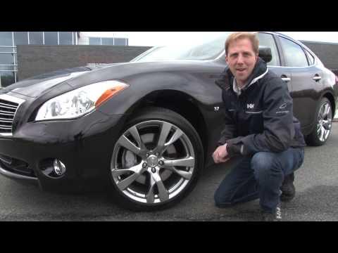 2014 Infiniti Q70 - TestDriveNow.com Review by Auto Critic Steve Hammes