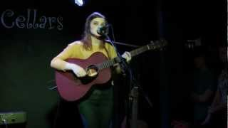 Gabrielle Aplin - Ready To Question - at The Cellars, Portsmouth on 01/03/2012