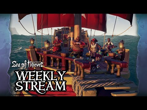 Sea of Thieves Weekly Stream: Ask the Chat