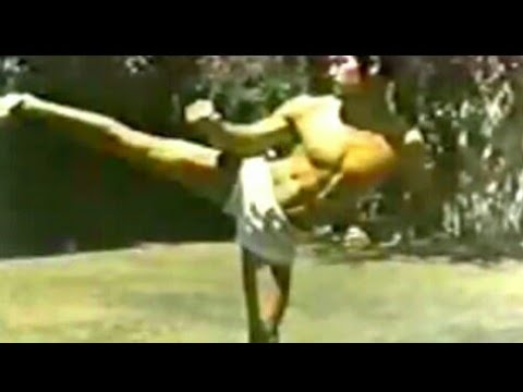Bruce Lee: Rare Training Footage