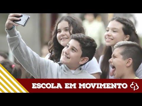 Elvira Brandão - Uma Escola em Movimento